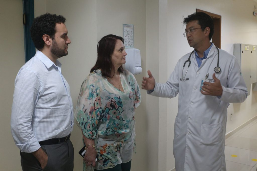 ONA certifica serviço oncológico no Amazonas